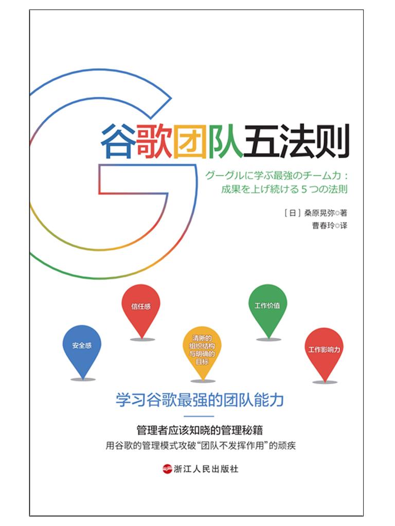 谷歌团队五法则