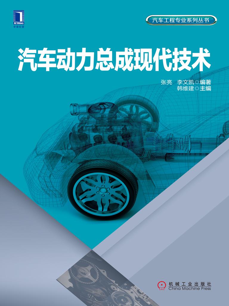 汽车动力总成现代技术