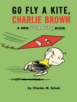 Go Fly A Kite Charlie Brown Vol.9