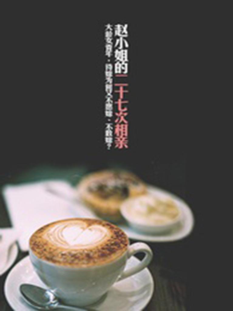 赵小姐的二十七次相亲(千种豆瓣高分原创作品·看小说)