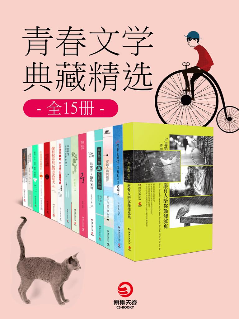 青春文学典藏精选(全15册)