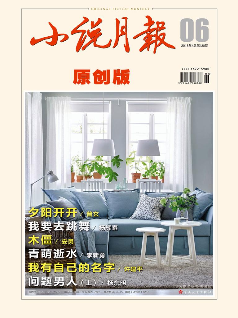 小说月报·原创版(2018年第6期)