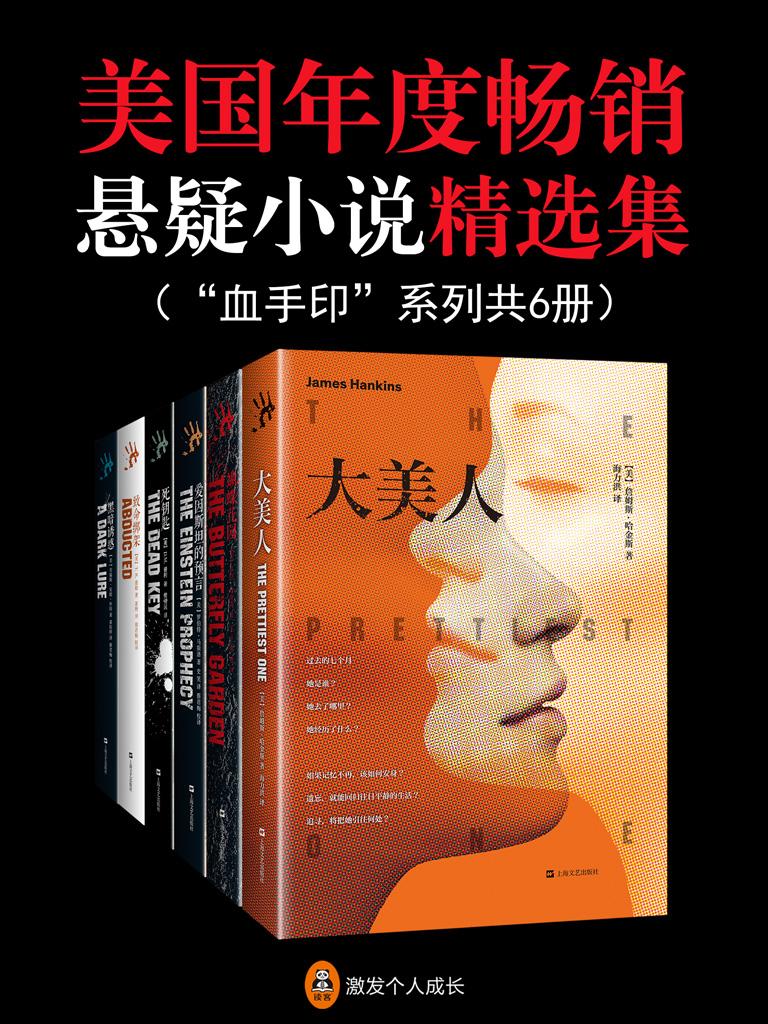 美国年度畅销悬疑小说精选集(『血手印』系列 共6册)