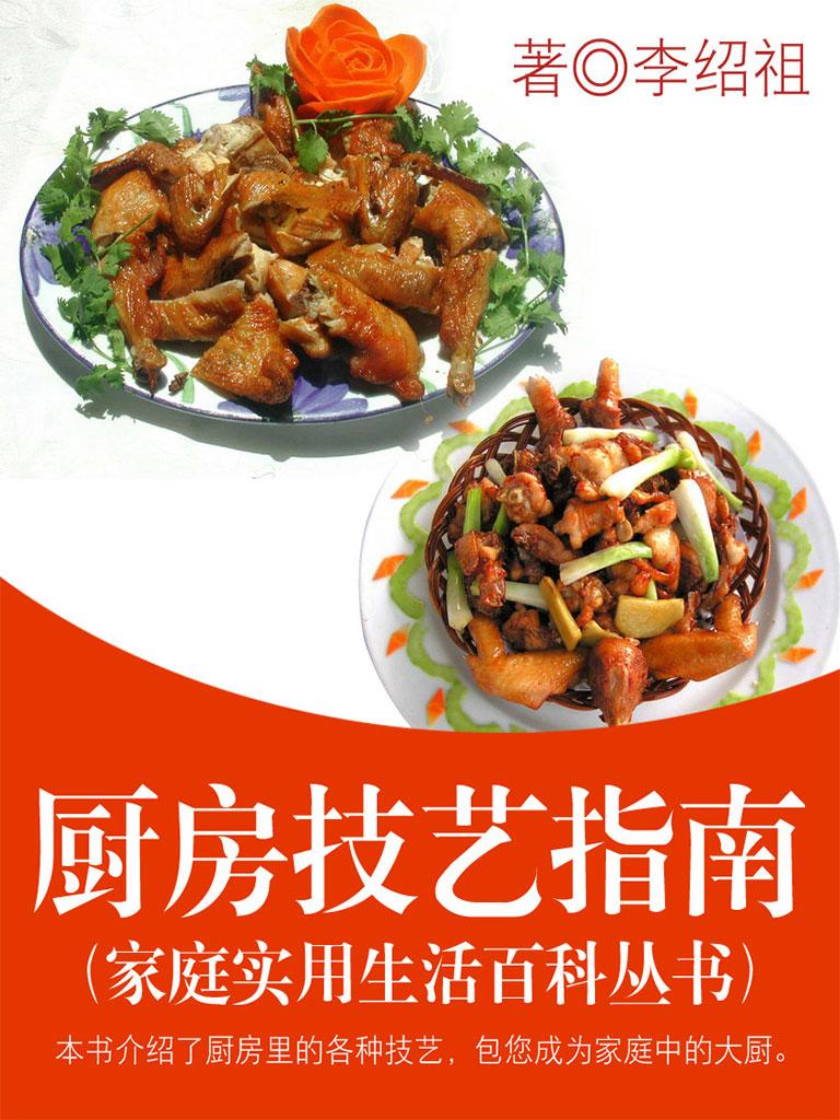厨房技艺指南(家庭实用生活百科丛书)