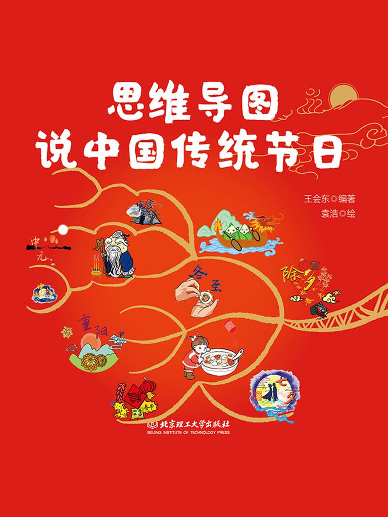 思维导图说中国传统节日