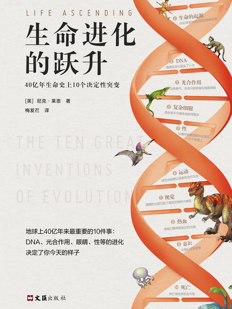 生命进化的跃升