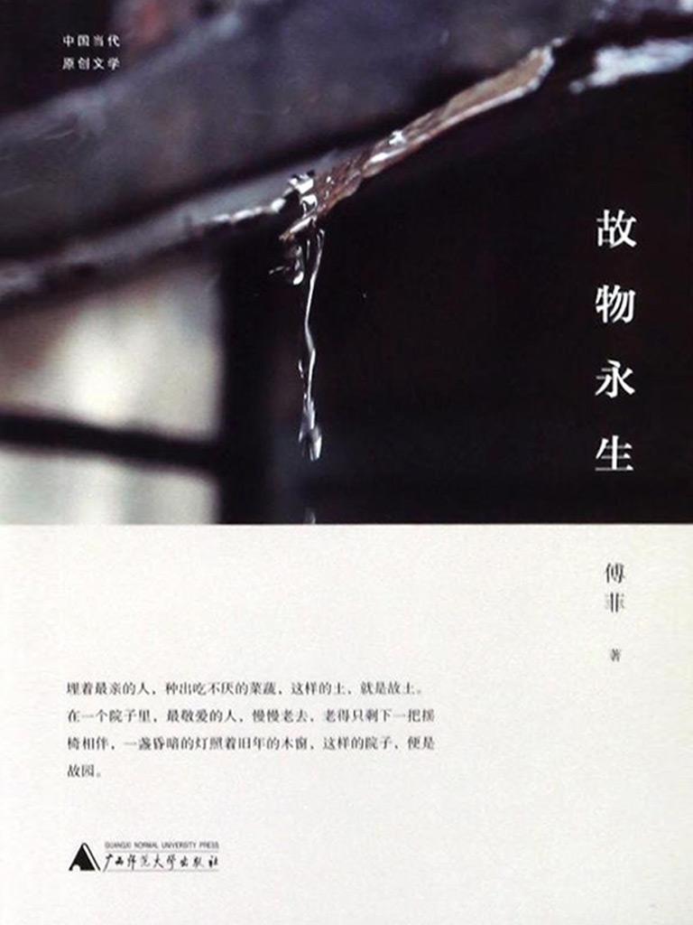 故物永生(中国当代原创文学)