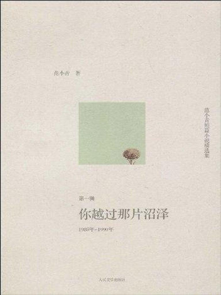 你越过那片沼泽(范小青短篇小说精选集.1980年~1990年)