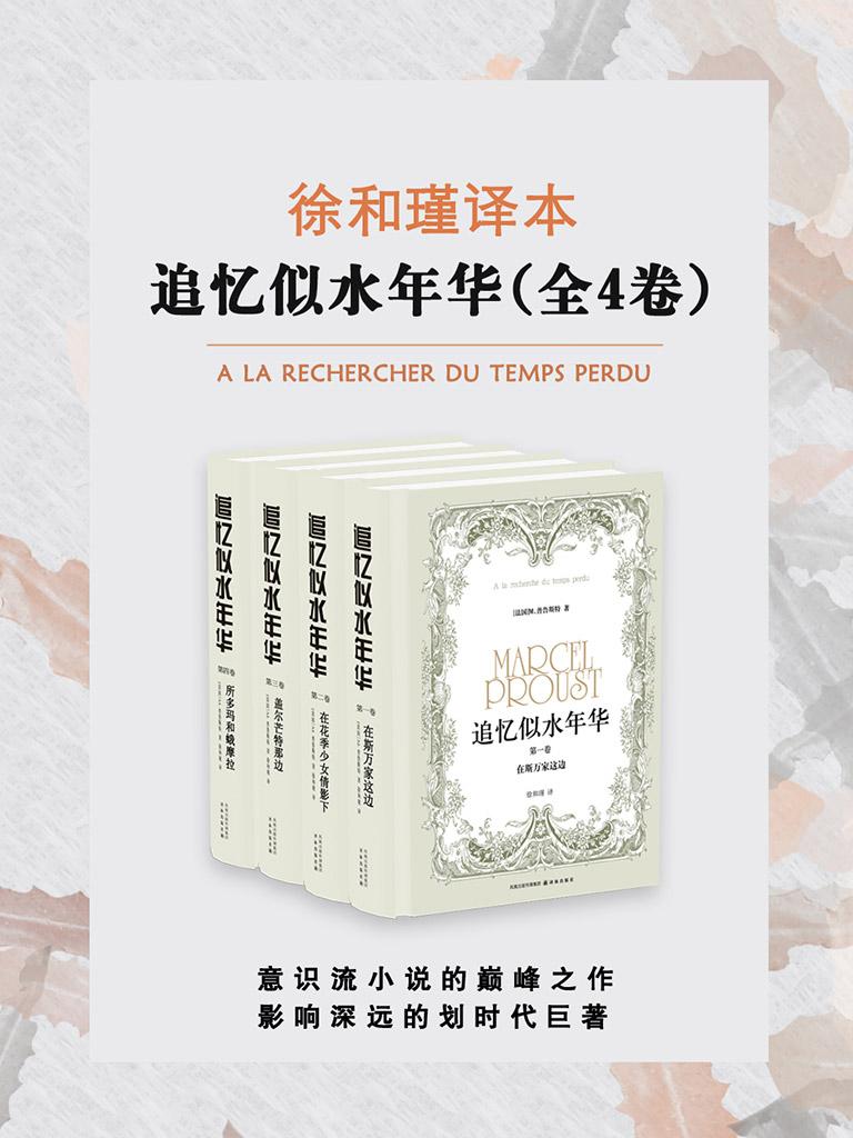 追忆似水年华(全四卷 徐和瑾译)