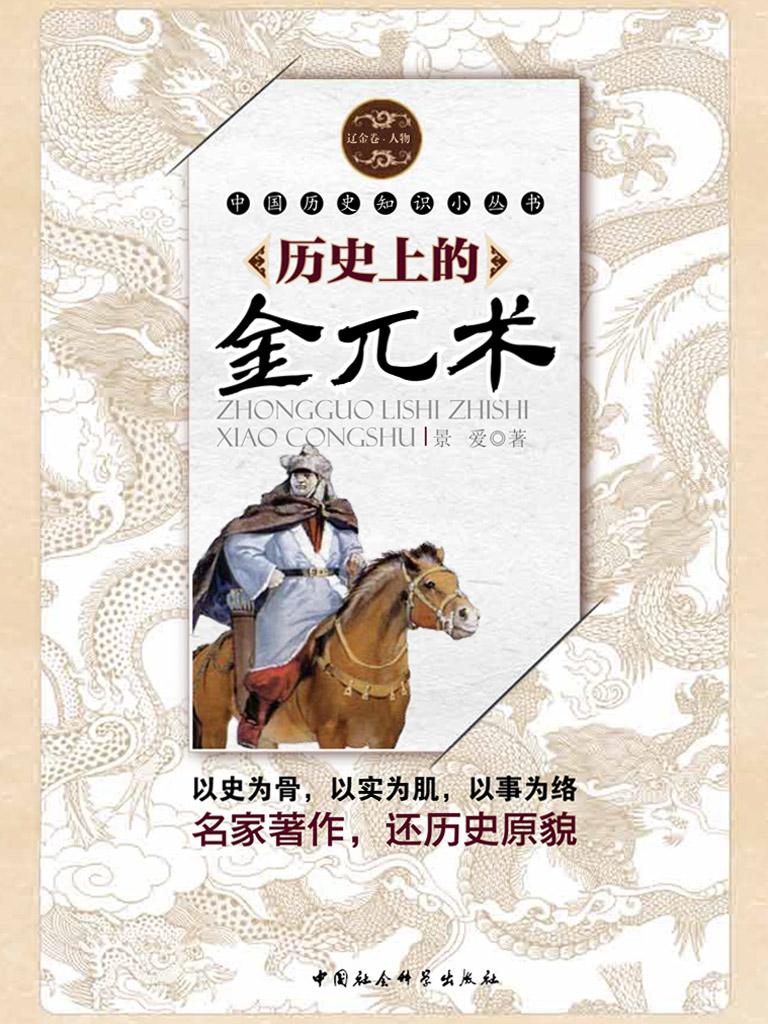 中国历史知识小丛书:历史上的金兀术