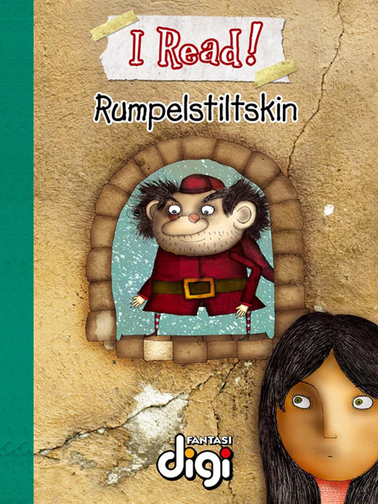 我阅读!侏儒怪 I Read! Rumpelstiltskin(英文版)