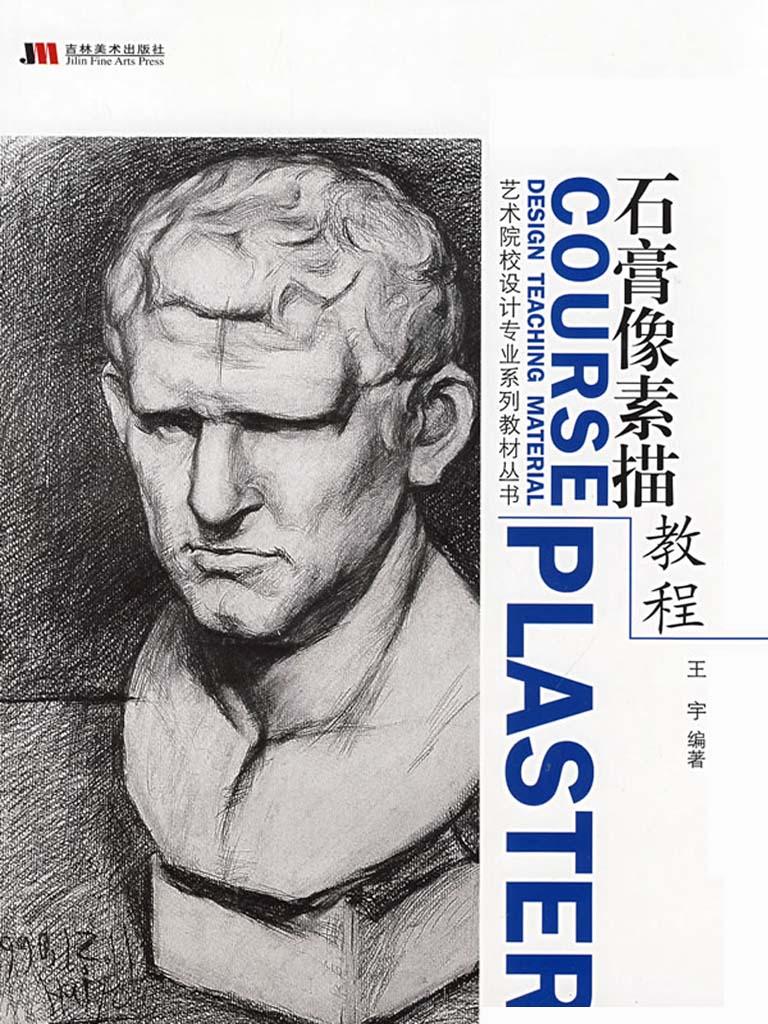 石膏像素描教程(艺术院校设计专业系列教材丛书)