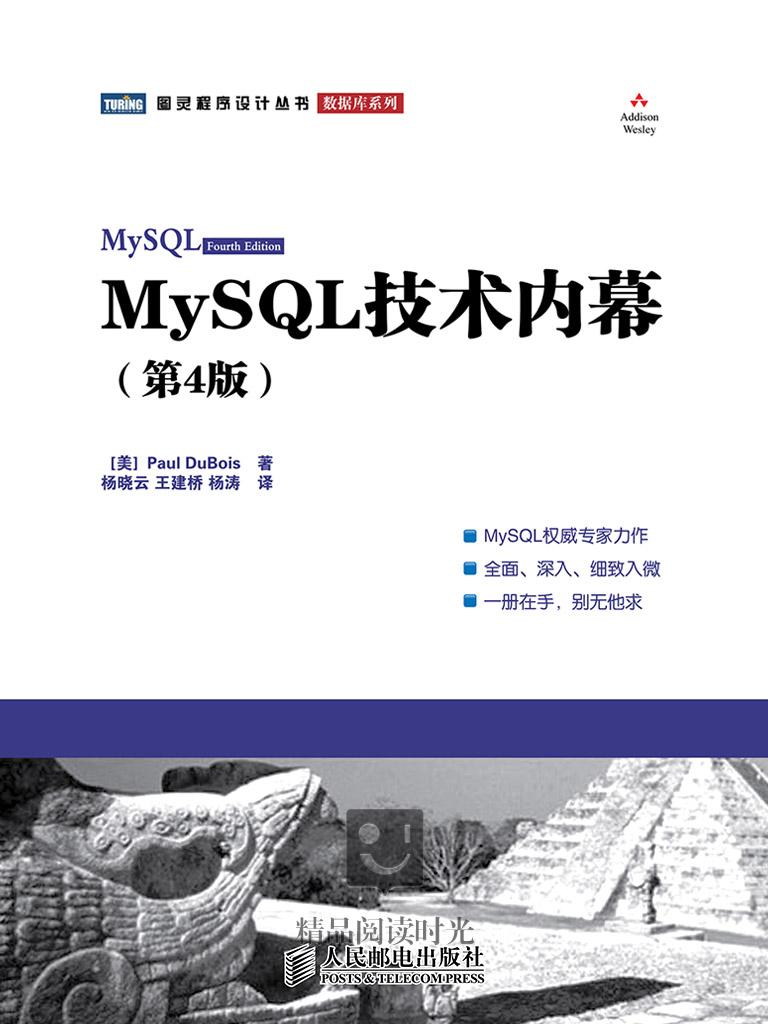 MySQL技術內幕(第4版)