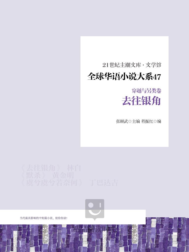 全球华语小说大系 47(穿越与另类卷):去往银角