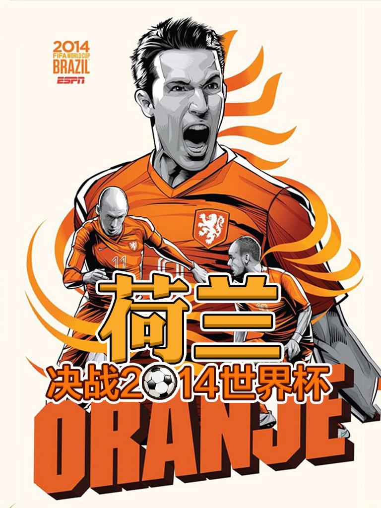 决战2014世界杯:荷兰队