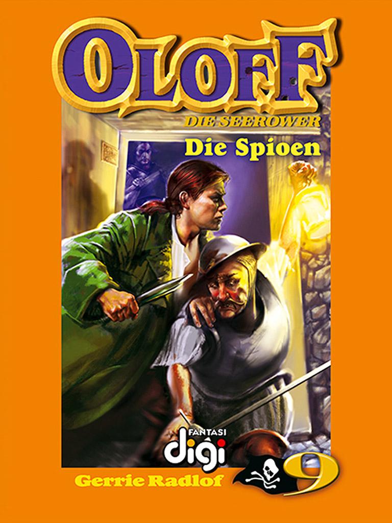 Oloff die Seerower 9: Die Spioen