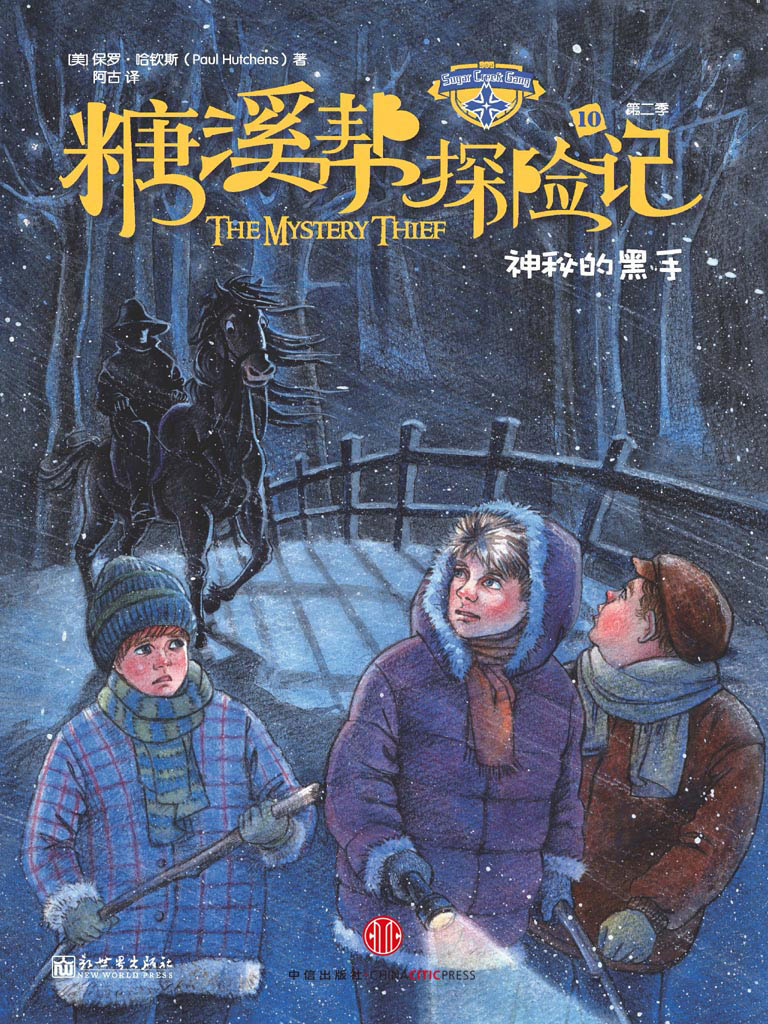 糖溪帮探险记 10:神秘的黑手