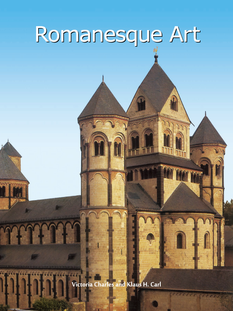 Romanesque Art 罗马式艺术(Art of Century)