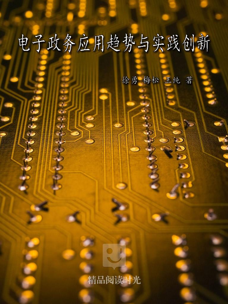 电子政务应用趋势与实践创新