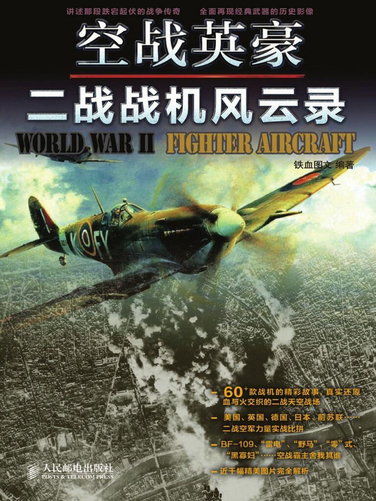 空战英豪:二战战机风云录