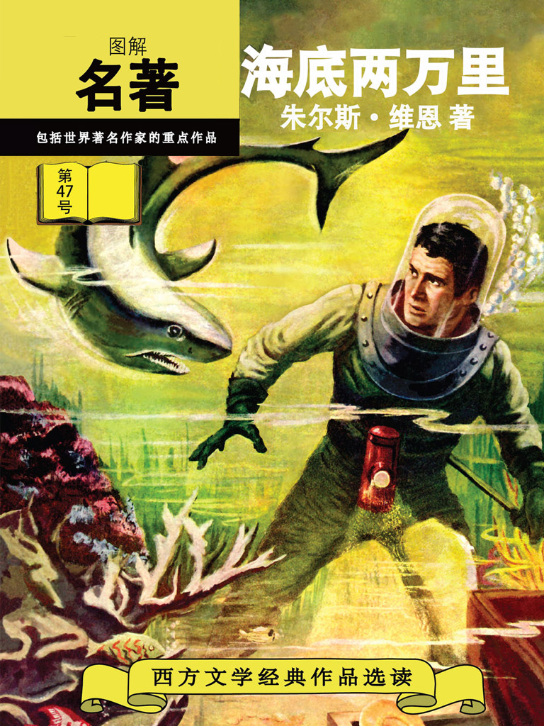 海底两万里 20,000 Leagues Under the Sea
