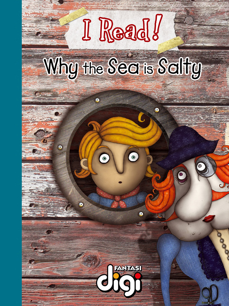 ?#20197;?#35835;!为什么海水是咸的 I Read! Why the sea is salty(英文版)