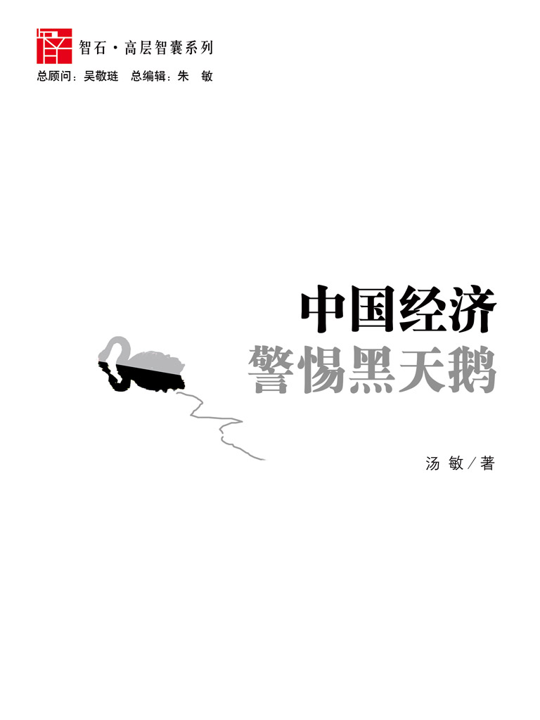 中国经济:警惕黑天鹅