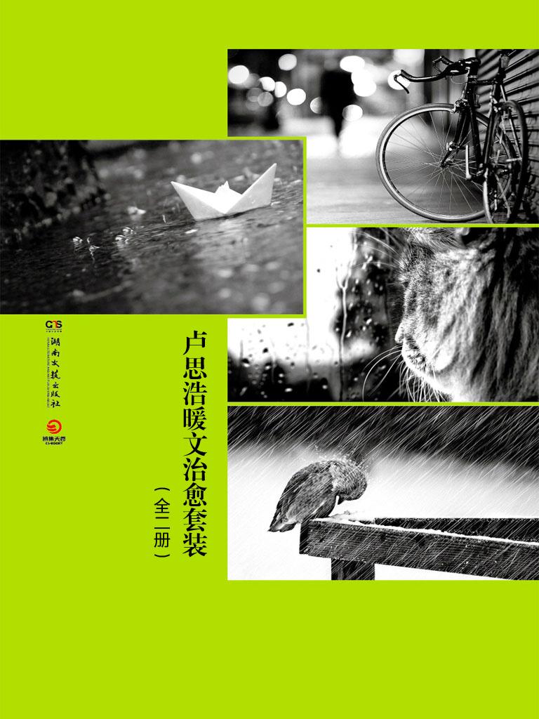 卢思浩暖文治愈套装(全二册)