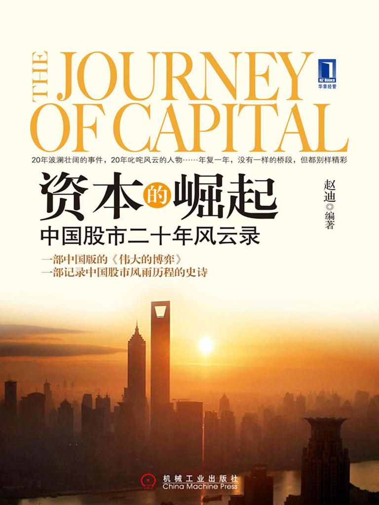 资本的崛起:中国股市二十年风云录