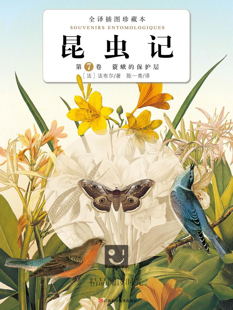 昆虫记 7:蓑蛾的保护层