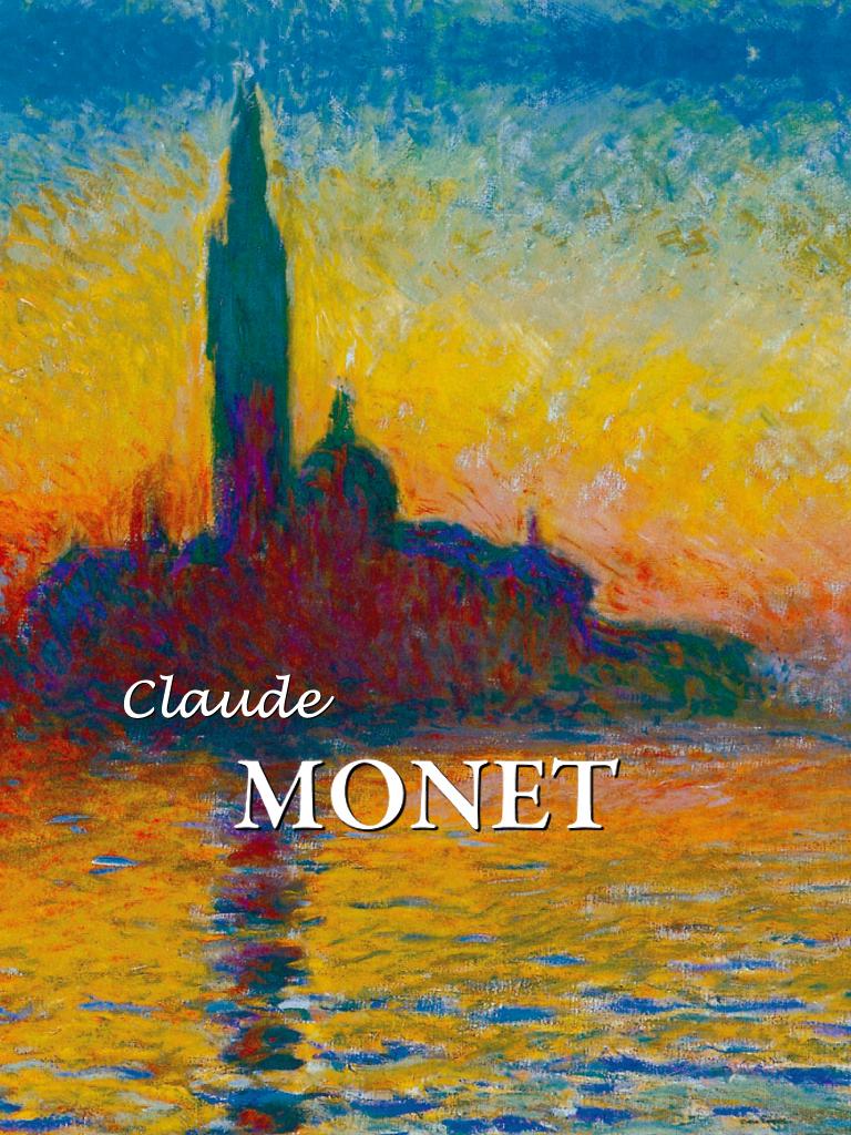 Claude Monet 莫奈(Best of)