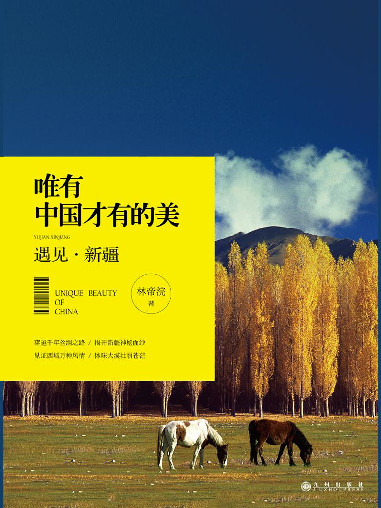 唯有中国才有的美:遇见·新疆
