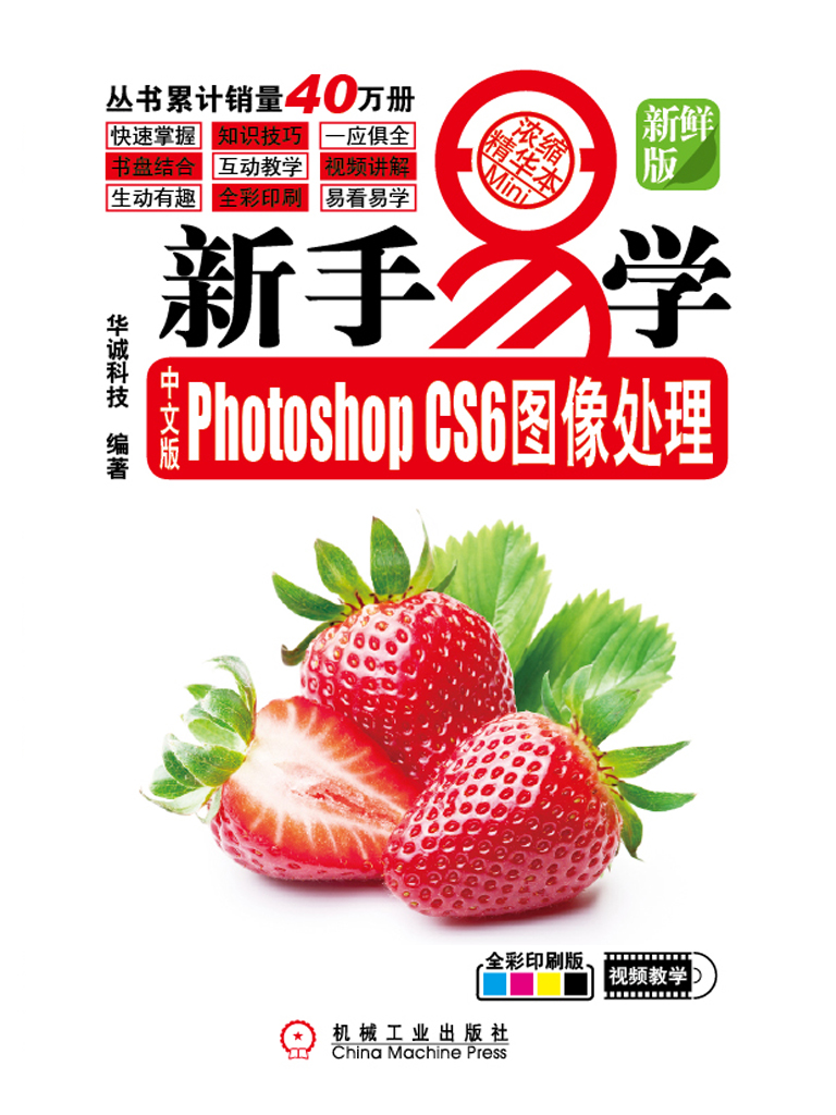 中文版Photoshop CS6图像处理