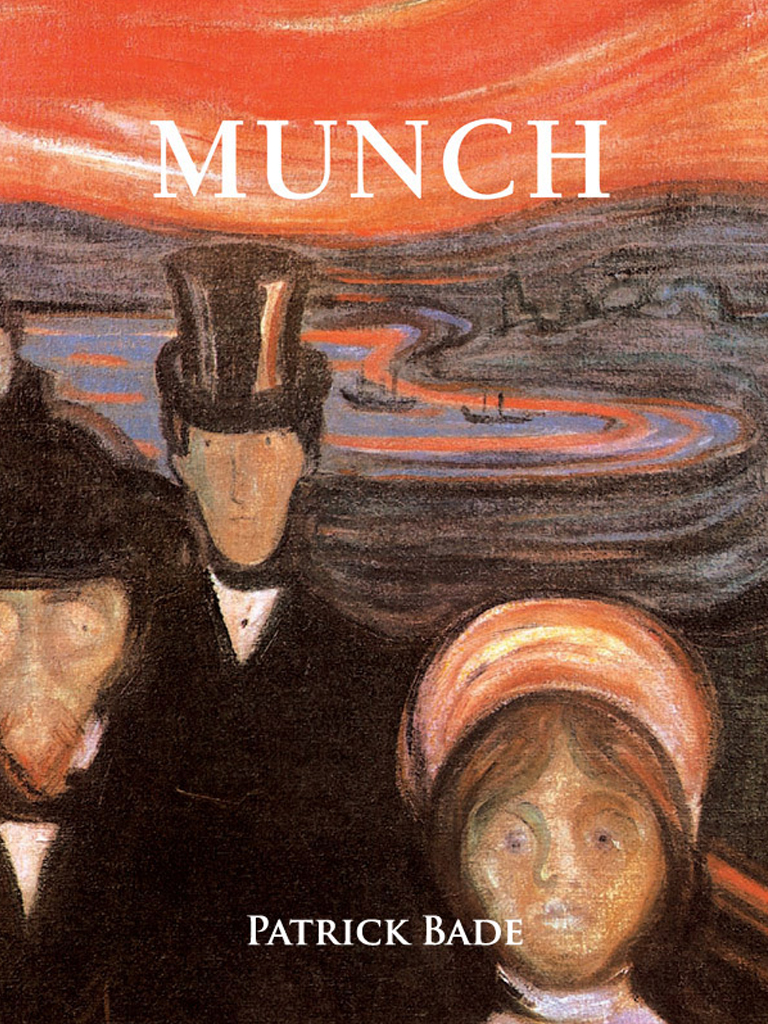 Munch 蒙克(Perfect Square)
